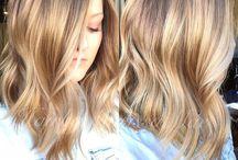 Dimensional Blonds / #blond-haircolor inverted long bob #haircut