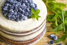   cakes   / stacked layers of yum
