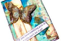 Mixed Media / All about mixed media art and journaling