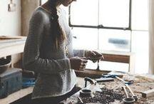 Makers / creativity, artist