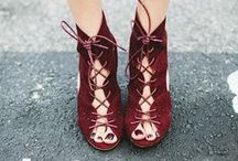 Shoes / These...shoes are made for walkin'