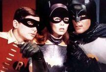 '60's BATMAN TV Show / Pics, scenes and various character actors from the TV's classic BATMAN series / by Joe Yogurt