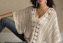 Tricot  crochet / by liliane saiselet