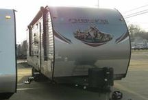 Cherokee Travel Trailers