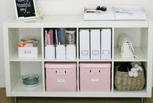 Get organising....