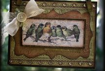 Crafts - Cards & Tags / Handmade cards and tags  / by Nancy Thomas
