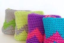Crochet - Ganchillo