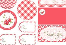 Printables: Labels,Tags,Tickets / Printable labels and tags / by Nancy Thomas