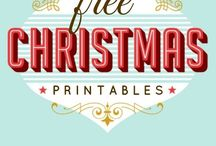 Printables: Holidays & Seasons / Printables for all the holidays and seasons / by Nancy Thomas
