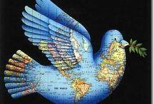 PEACE VREDE / Wereld Vrede