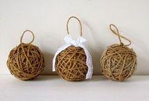 Hazlo tú mismo - DIY - con hilo sisal - hilo rústico -rafia y arpillera