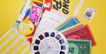 Colourful Vintage & Illustration / An emporium of splendid things online at robertafidora.com and on Etsy UK.