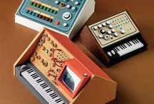 Synthesize Me. / Synthesiser and electronic music-related pins.