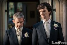 S.H / Sherlock Holmes and Benedict Cumberbatch