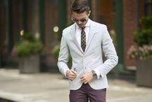 What men should wear / Men's Fashion / by Nives Zagar
