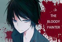 The Bloody Painter (Eren)