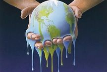 Save THE planet, think Green / Save THE planet