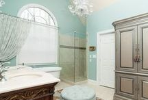 Creative Window Treatments / Custom window treatments for any space designed specifically for our client's needs.