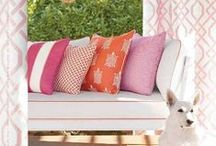 Outdoor Design / Items we like for designing outdoors.