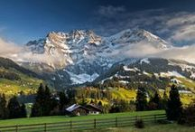 Summer in Adelboden / Amazing summer time in the Swiss Alpes