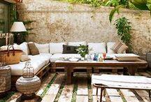 [ balcon & jardin ]
