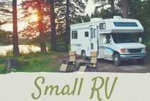 Small & Lightweight RV Tips / Whether you're a seasoned pro or just testing out the waters, here are some lightweight RV tips that will come in handy on your journey.