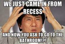 Funny Teaching Memes / Teachers need a good laugh too!