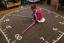 Teaching Math / Ideas to make math fun, easy, & relatable to students of all ages.