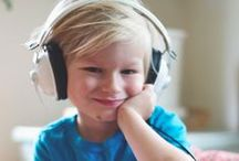 Learning through Audio / Using audiobooks with your students is a great way to improve fluency & comprehension. Integrate audio into your classroom with these ideas and tools.