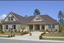 Home Sweet Home at Brunswick Forest / Model homes at Brunswick Forest