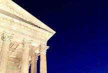 Nîmes / Monuments de Nîmes