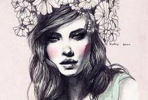 Artwork / by Jassy Violet