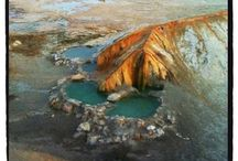 << Hot Springs I Have Visited>>