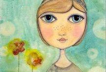 Ilustraciones para soñar / by Fernanda Espinosa