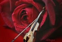 ~✿⊱╮  Shades of Red / by Belinda ~✿⊱╮
