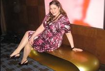 Ægte Kurver - 2X (48-50) / Smukke ægte kvinder i store størrelse.