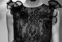 Sombres Dentelles ... / Black lace