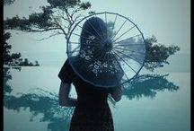 Soleil Levant... / inspirations venues d'ailleurs....