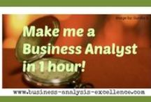Business Analysis / Business Analysis is a profession of great diversity in assisting businesses implement new solutions to achieve their business goals and objectives.