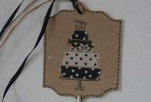 Gift Tags Made By Me