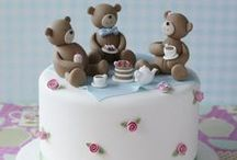 Postavičky a  detské tortičky