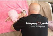 Io al lavoro :) / Le foto che mi scatta mia moglie o i clienti mentre sono alle prese con lo scattarli una fotografia
