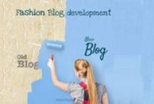 Fashion blog development / We are the best fashion blog development company in India and UK on WordPress with unique website designs and templates developed by best team of developers.