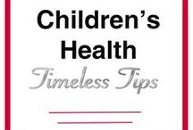 Children's Health Timeless Tips / A collaborative board which shares posts about all things related to keeping children healthy including medical problems, nutrition, exercise, mental health and any other topic that seeks wellness.  All pins must be vertical. No pin limit but REPIN one each time you add a pin! Follow me (@DrMommaSays) and then message me or email me (drmommasays@gmail.com) to join!