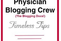 Physician Blogging Crew / This board shares posts from physicians who blog about a variety of topics. Rules are simple: No profanity, nudity, or political commentary. If you are a physician who blogs and wants to become a collaborator, follow my boards (DrMommaSays) and email me at DrMommaSays@gmail.com.  Unlimited pins can be added.  Boards that have repins get more exposure, so be sure to try to pin a post someone else added each time you pin your own!