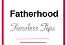 Fatherhood Timeless Tips / A collaborative board consisting of all things Fatherhood and any topics geared toward men! Pins need to be vertical, family friendly and have the title on the pin.  If you want to join, follow my (@mommaaddict) and email me at mommaaddict@gmail.com