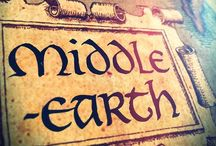 Middle Earth / by Gina C.