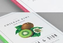 Flavor for Your Eyes - Food Packaging / Food Packaging around the world and around web.