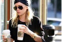 Ashley Olsen's street style