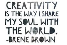 creativity Inspiration / Creativity ideas for wellbeing